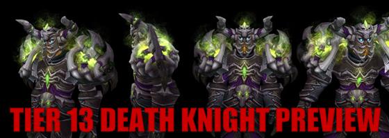 Tier 13 Deathknight