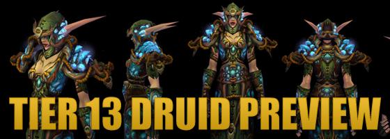 Tier 13 Druid