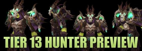 Tier 13 Hunter