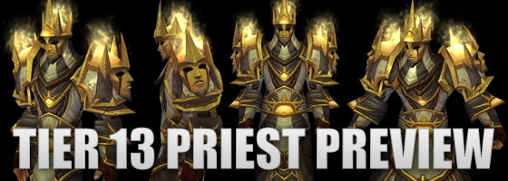 Tier 13 Priest
