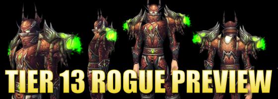 Tier 13 Rogue