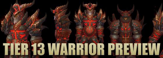 Tier 13 Warrior