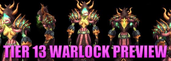 Tier 13 Warlock