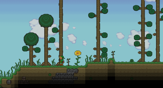 Terraria Zelda