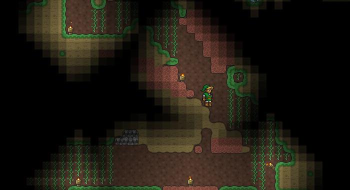 Terraria Zelda Texture Pack Journey Of Bokou - Minecraft terraria spielen