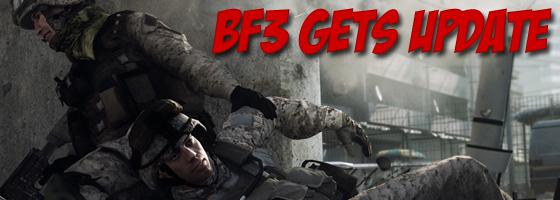 Battlefield 3 Update