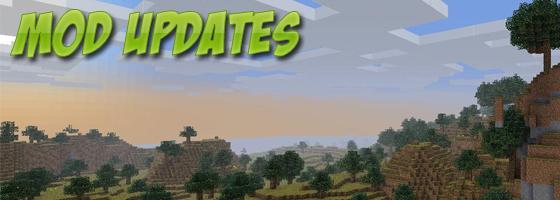 Minecraft Mod Updates