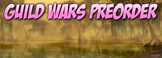 Guild Wars Preorder