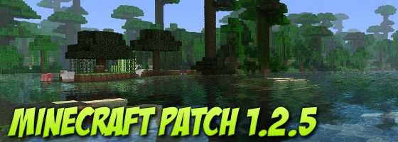 Minecraft Patch 1.2.5