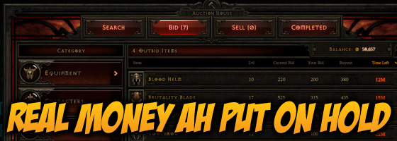 Real Money Auction House