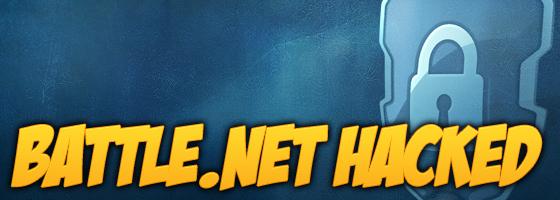 Battle.net Hacked