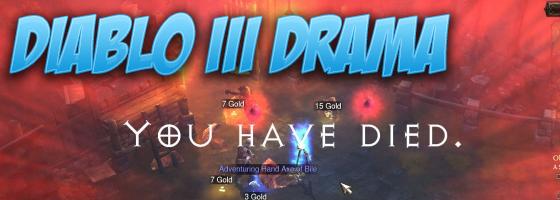 Diablo 3 Drama