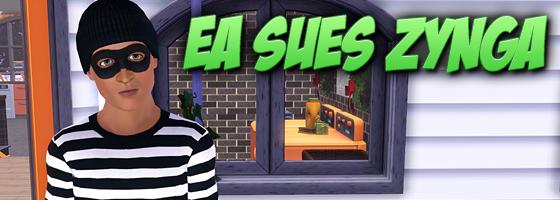 EA Sues Zynga