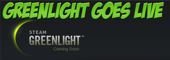 Steam Greenlight Live