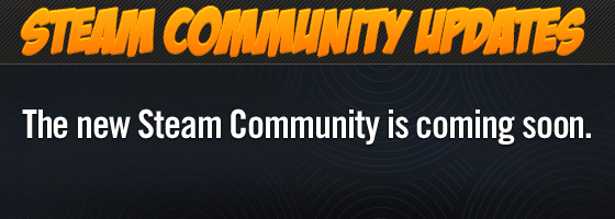 Steam Community Updates