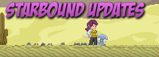 Starbound Updates