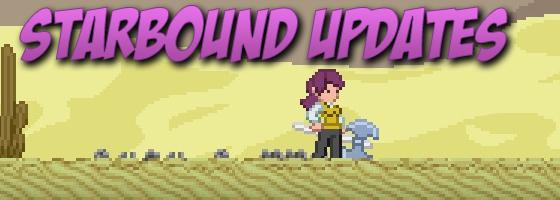 Starbound Updates