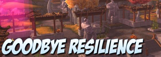 Goodbye Resilience