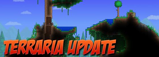 Terraria Update