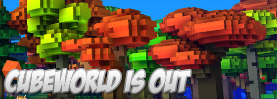 Cubeworld Is Out